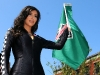 kim-kardashian-bullrun-rally-2009-green-flag-rally-start-15