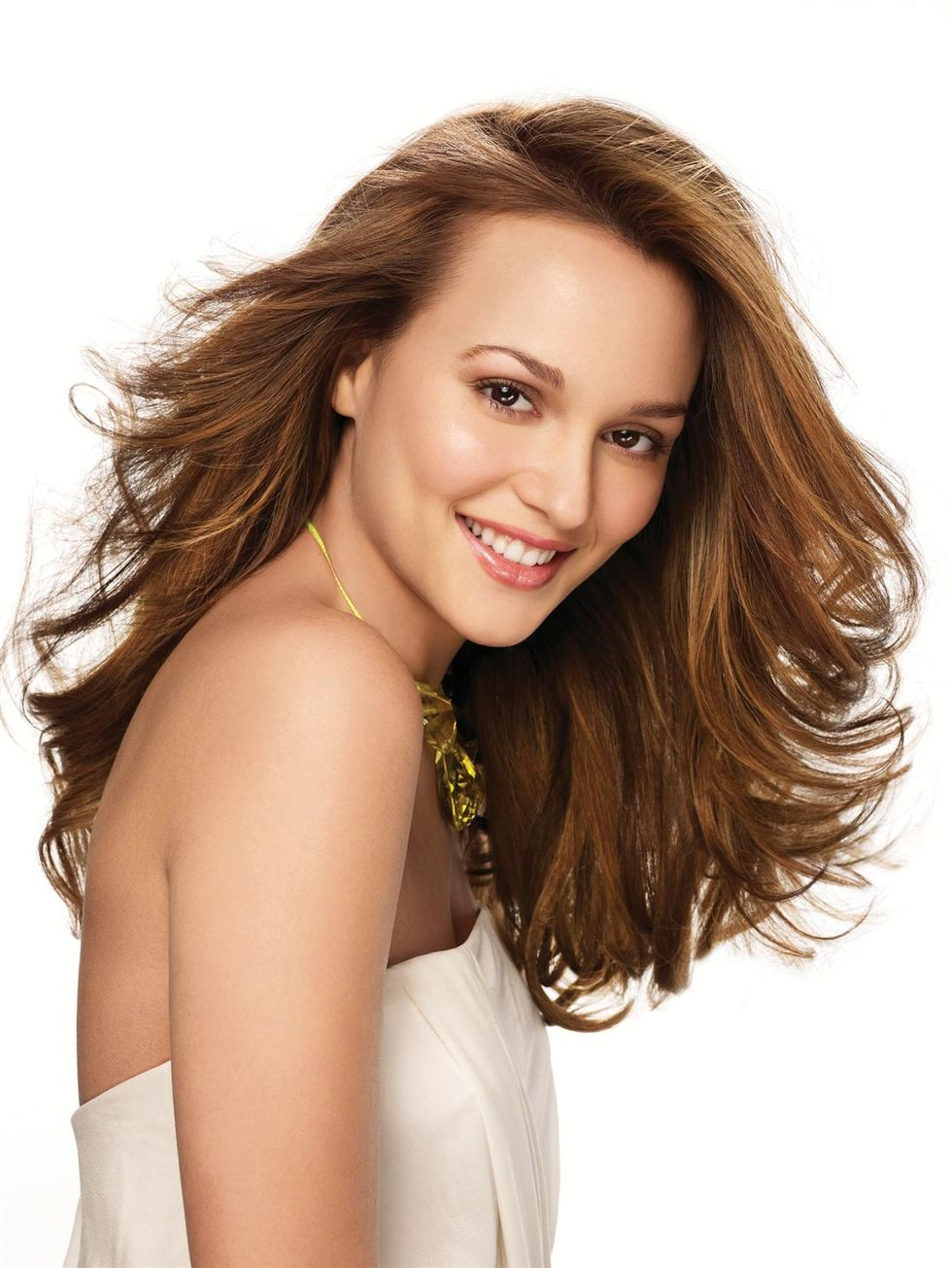 in style magazine hair leighton meester hairstyles fade haircut 3828