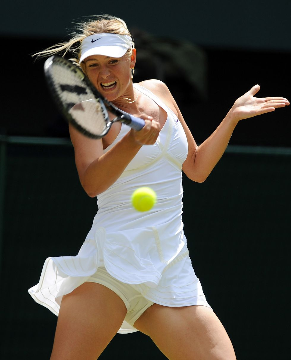 Wimbledon dress 2011? - Photos - Maria Sharapova Community