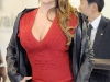 mariah-carey-in-red-revealing-dress-at-narita-airport-09