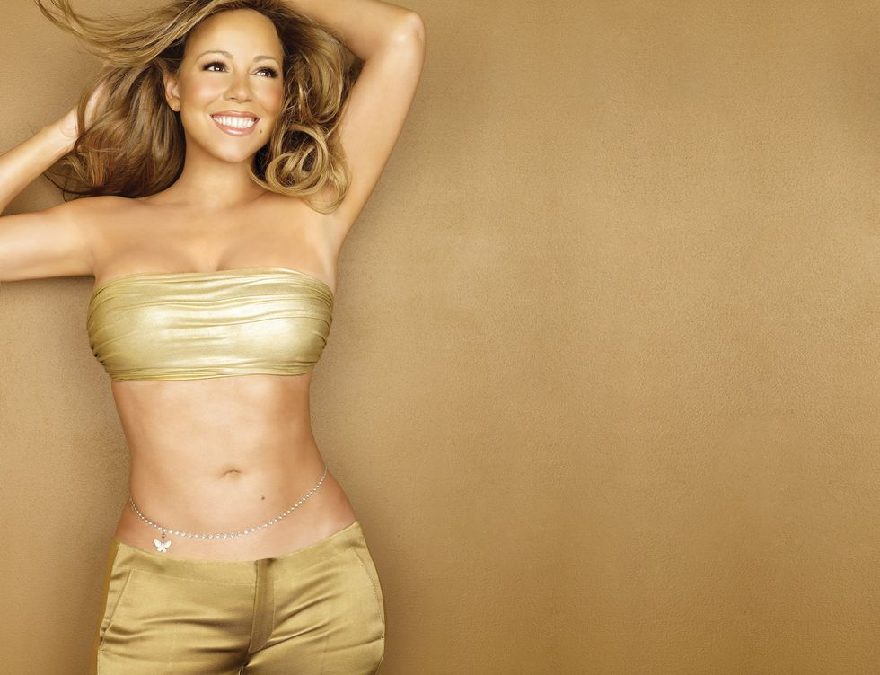Coverlandia - The #1 Place for Album & Single Cover's ... |Mariah Carey Memoirs Of An Imperfect Angel Photoshoot