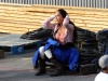 megan-fox-cleavage-candids-on-the-set-of-transformers-2-in-hollywood-02