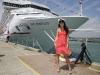 myleene-klass-carnival-splendor-cruise-ship-launch-in-england-11