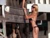 nicollette-sheridan-in-black-bikini-on-the-beach-in-malibu-07